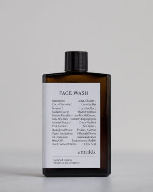 by mukk Face Wash